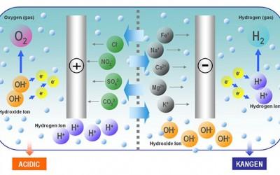 Живая вода и водородная вода это одно и тоже