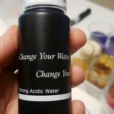 Strong acidic PH2.5